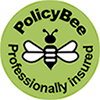 Green_PolicyBee_Badge 100